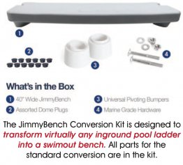Saftron Jimmy Bench